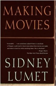 film book review making movies sidney lumet